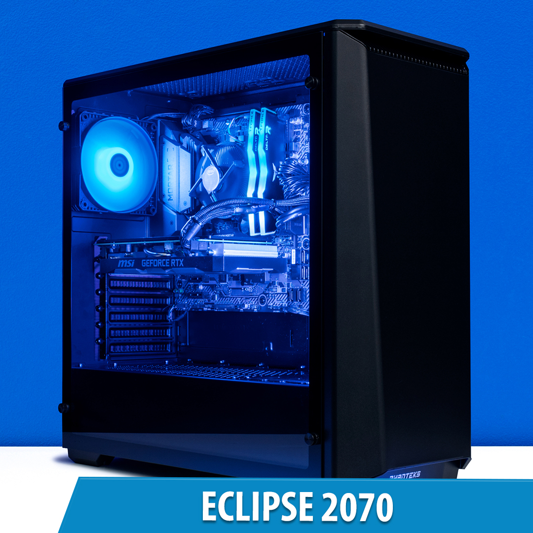 PCCG Eclipse 2070 Gaming System