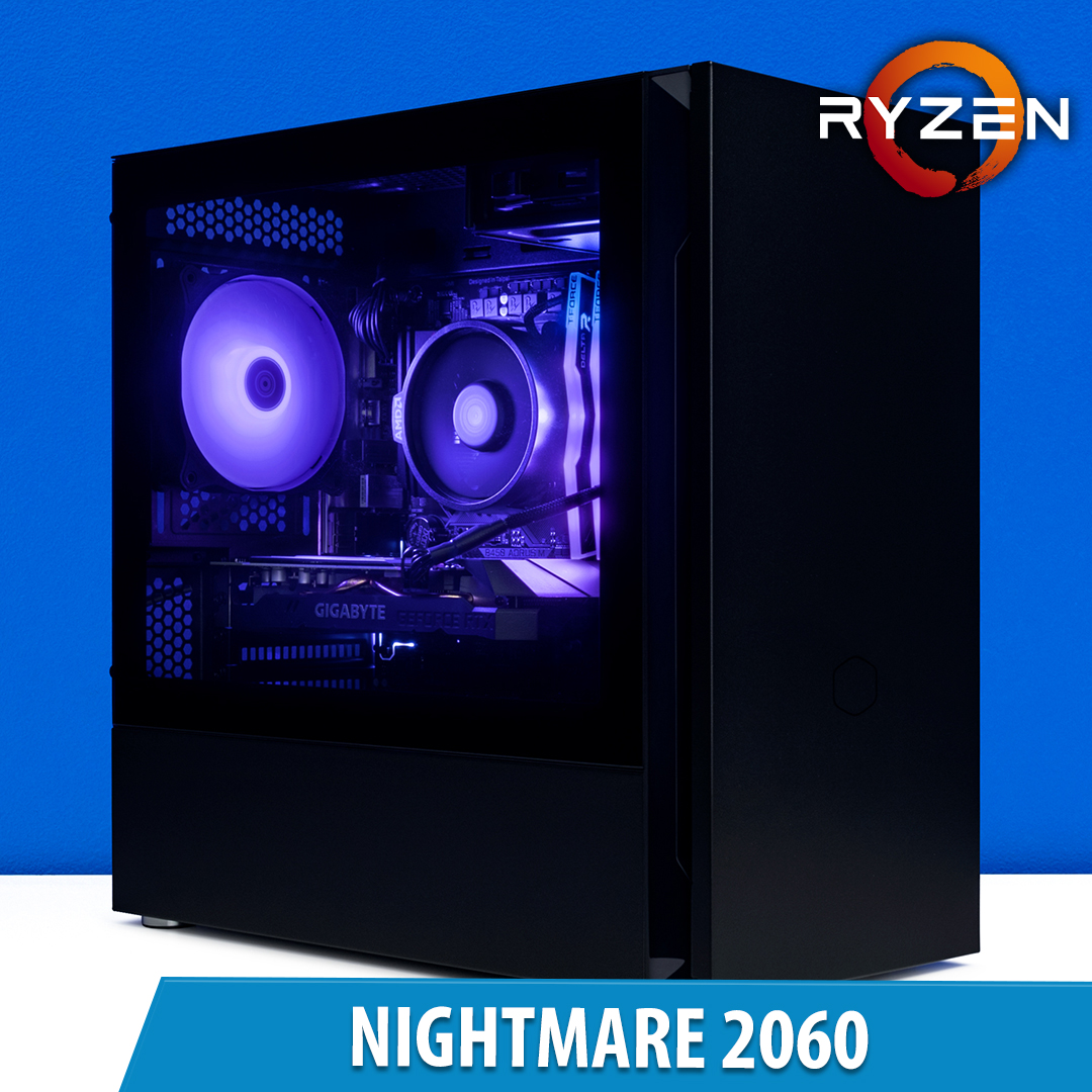 PCCG Nightmare 2060 Gaming System