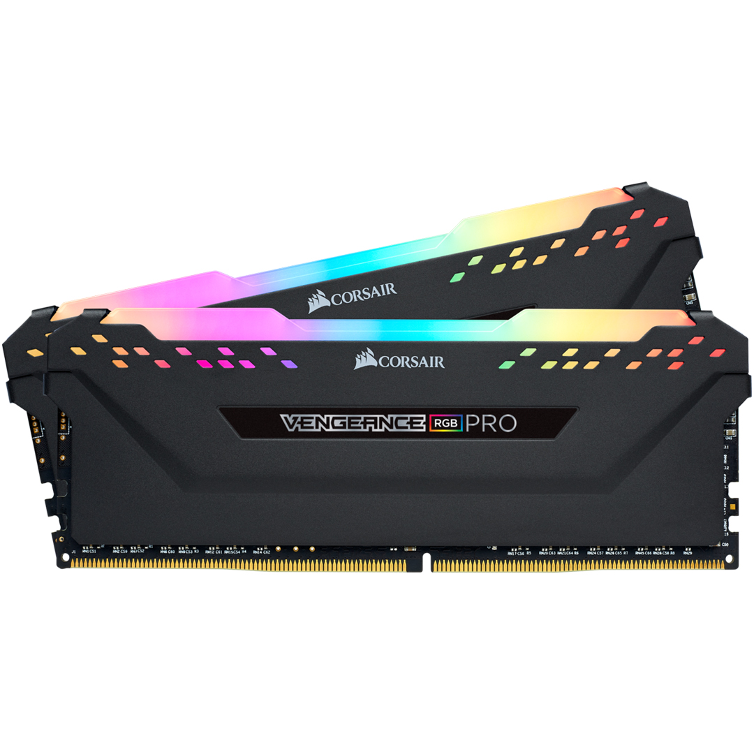 Corsair Vengeance RGB Pro 16GB (2x8GB) 3200MHz CL16 DDR4