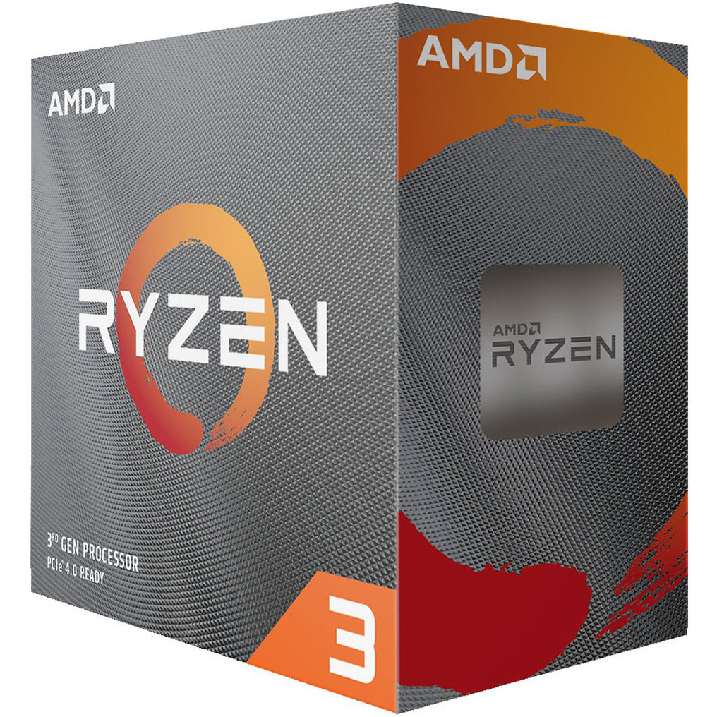 AMD Ryzen 3 3100 with Wraith Stealth