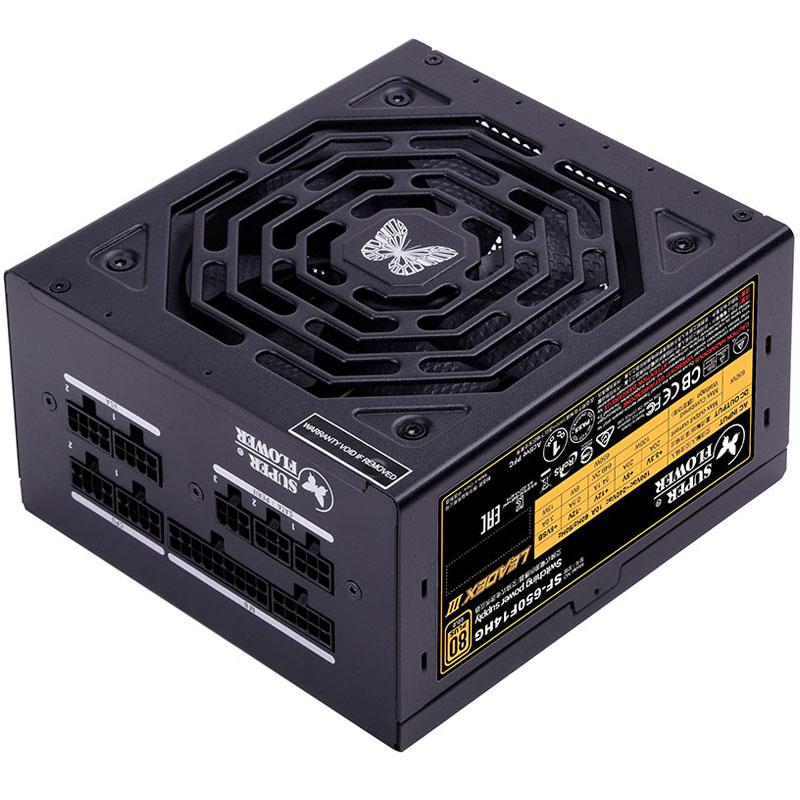 Super Flower Leadex III Gold 550W Power Supply