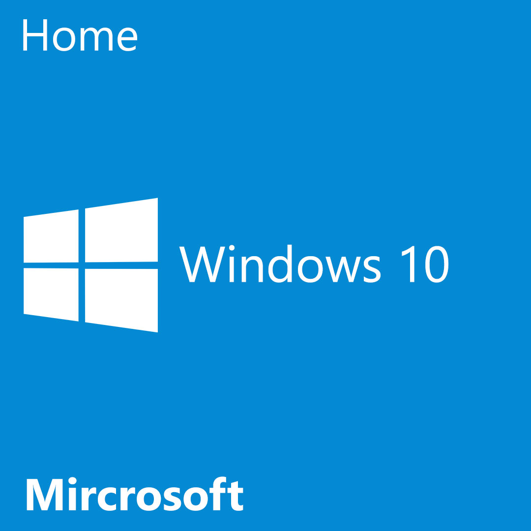 Microsoft Windows 10 Home 64bit OEM DVD