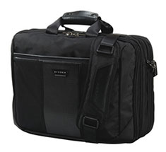 Everki 16in Versa Checkpoint Friendly Laptop Briefcase