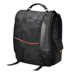 Everki 14.1in Urbanite Laptop Messenger Bag