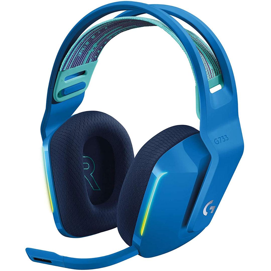 Buy Logitech G733 Lightspeed Wireless RGB Gaming Headset