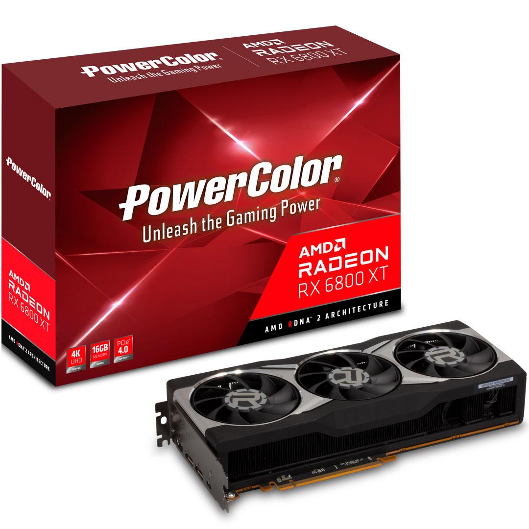 PowerColor Radeon RX 6800 XT 16GB