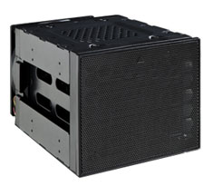 Xigmatek 3-in-3 Hot Swap HDD Cage