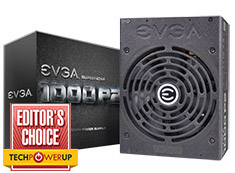 EVGA SuperNOVA P2 Modular Platinum 1000W Power Supply