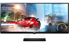 LG 34UM67-P 34in Ultrawide FreeSync IPS LED Gaming Monitor