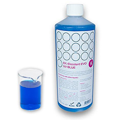 EK Ekoolant EVO UV Blue Premix 1000mL Coolant