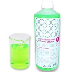 EK Ekoolant EVO Lime Green Premix 1000mL Coolant