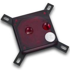 EK Supremacy EVO CPU Waterblock Red Edition