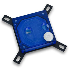 EK Supremacy EVO CPU Waterblock Blue Edition