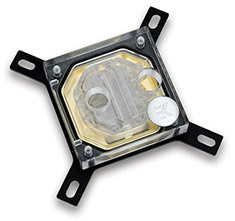 EK Supremacy EVO CPU Waterblock Gold