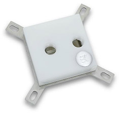 EK Supremacy EVO CPU Waterblock White Edition