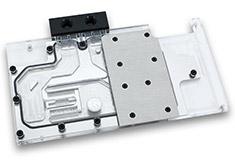 EK Full Cover VGA Block EK-FC980 GTX Classy Nickel