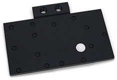 EK Full Cover VGA Block EK-FC970 GTX TFX Acetal Nickel