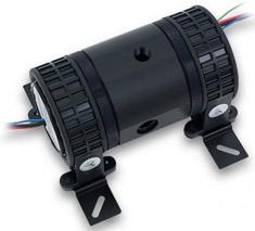 EK-XTOP Revo Dual D5 PWM Serial with 2 Pumps