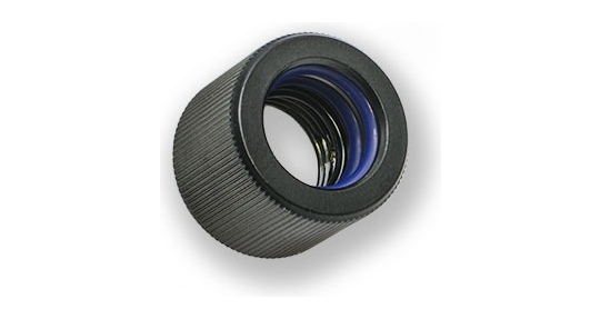 EK HD 12/16mm Female Adapter Black