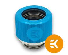 EK HDC 12mm Rigid Tube Fitting G1/4 Blue