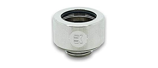 EK HDC 16mm Rigid Tube Fitting Nickel