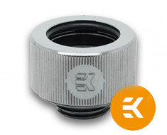 EK HDC 16mm Rigid Tube Fitting Black Nickel