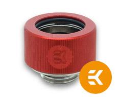 EK HDC 16mm Rigid Tube Fitting G1/4 Red