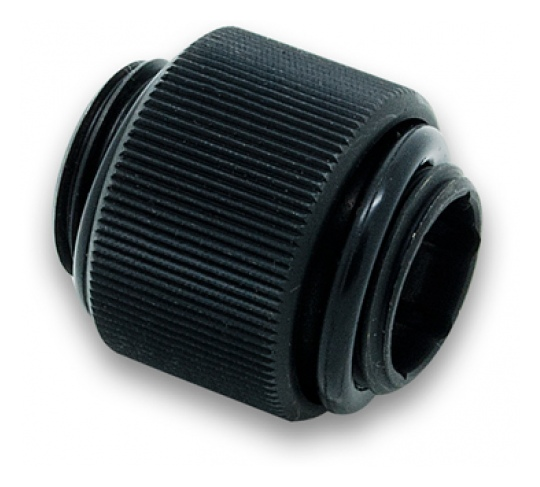 EK AF Extender 12mm M-M G1/4 Black