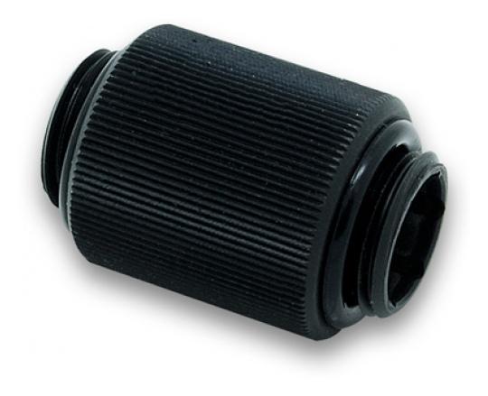 EK AF Extender 20mm M-M G1/4 Black