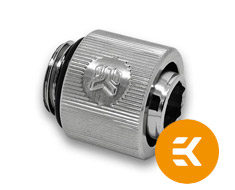 EK ACF 10/13mm Compression Fitting Nickel