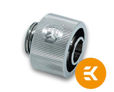 EK ACF 10/16mm Compression Fitting Nickel
