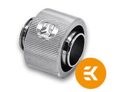 EK ACF 13/19mm Compression Fitting Nickel
