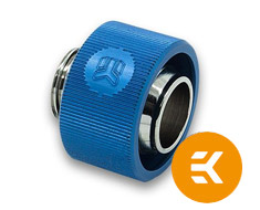 EK ACF 13/19mm Compression Fitting Blue