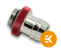 EK HFB 12mm High Flow Barb Red