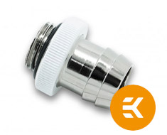 EK HFB 13mm High Flow Barb White
