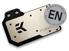 EK Full Cover VGA Block EK-FC6970 V2 Acetal+EN Nickel