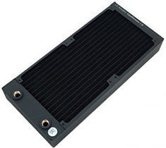 EK CoolStream CE 280 Dual Radiator