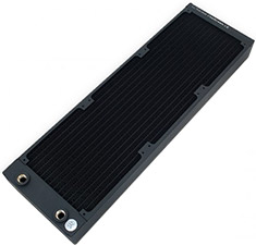 EK CoolStream CE 420 Triple Radiator