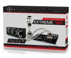 EK KIT X360 Water Cooling Kit