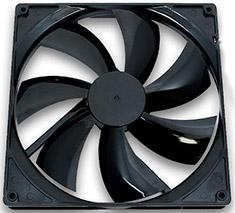 EK 180mm PWM Fan