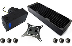 XSPC RayStorm D5 RX360 V3 Water Cooling Kit