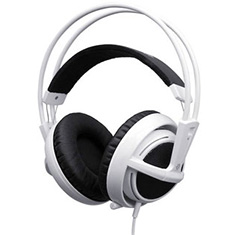 SteelSeries Siberia V2 Full Size Headset White