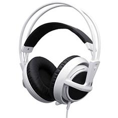 SteelSeries Siberia V2 Full Size Headset White