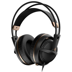 SteelSeries Siberia 200 Gaming Headset Alchemy Gold