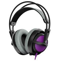 SteelSeries Siberia 200 Gaming Headset Sakura Purple
