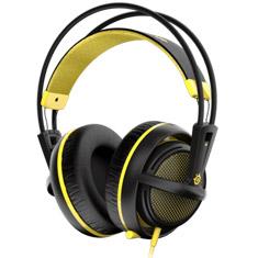 SteelSeries Siberia 200 Gaming Headset Proton Yellow