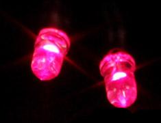 Twin 5mm LED Kit - Ultra UV