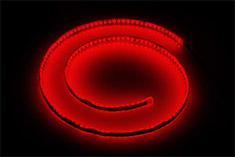 Phobya LED Flexlight High Density 120cm Red