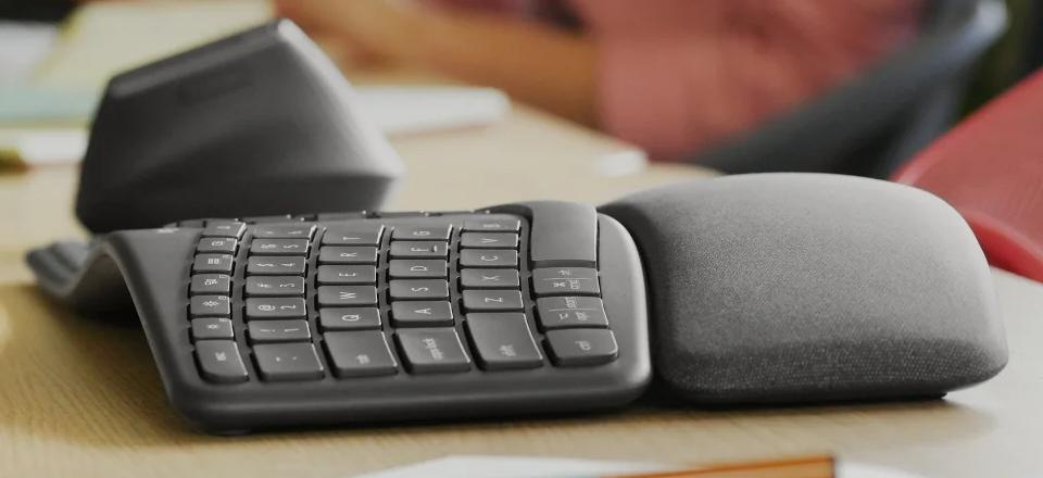Logitech Ergo K860 Wireless Split Keyboard feature 3