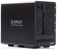 Orico 4 Bay USB 3.0 SATA Hard Drive Enclosure